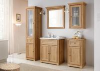 Palace Riviera 60, koupelnová sestava dub riviéra + umyvadlo