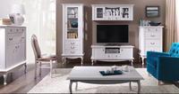 Darina, obývací stěna bílá