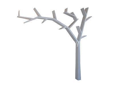 Strom, levá