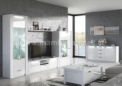 Artico, obývací stěna - 1