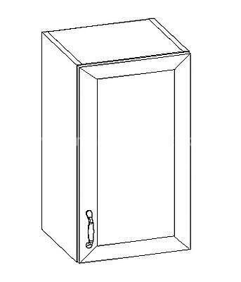 Romance, kuchyňská skříňka horní FE- 01/G30