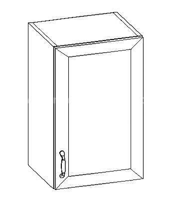 Romance, kuchyňská skříňka horní FE- 02/G30