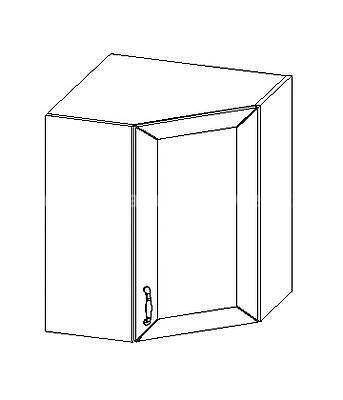 Romance, kuchyňská skříňka horní FE-13/G60