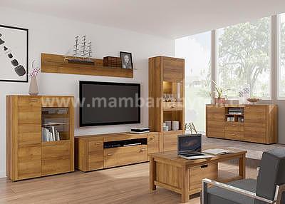 Frame, obývací stěna
