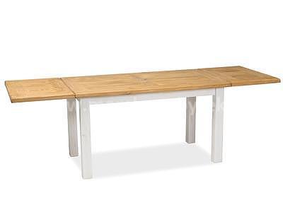 Poprad, jídelní stůl 140x80 cm (240x80 cm)