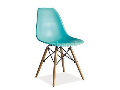 židle Enzo, modrá - 1