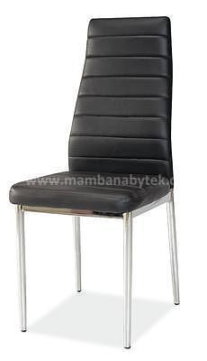 židle H261, černá