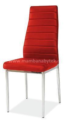 židle H261, červená