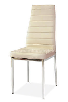 židle H261, krémová