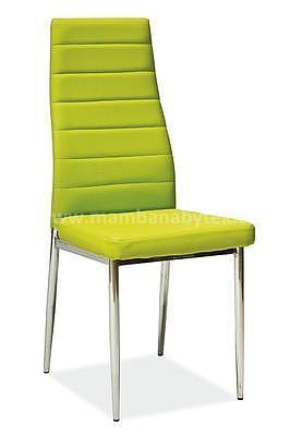 židle H261, zelená