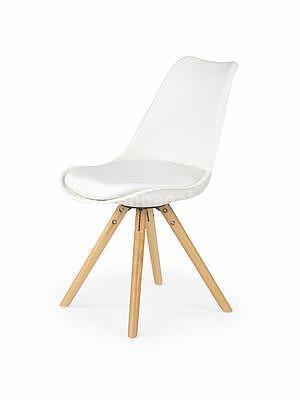 židle K201, bílá - 1