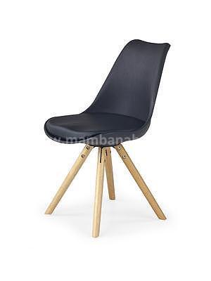 židle K201, černá - 1