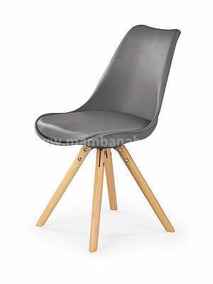 židle K201, šedá