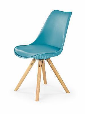 židle K201, modrá