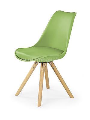 židle K201, zelená - 1