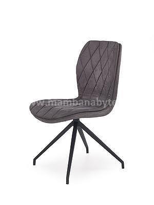 židle K237, šedá