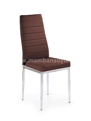 židle K70C-NEW, hnědá