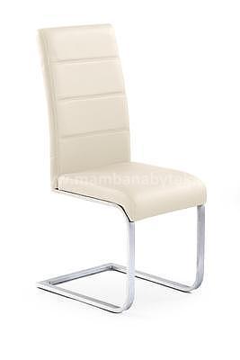židle K85, světlá krémová