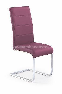 židle K85, fialová