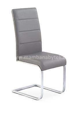 židle K85, šedá