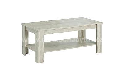 Aveiro, konferenční stolek ST, ořech světlý - 2