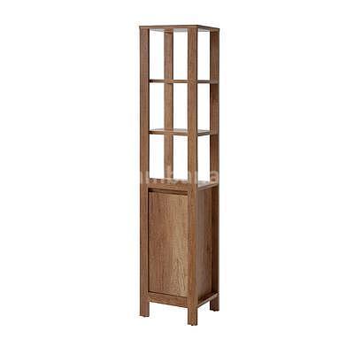 Classic Oak 80, koupelnová sestava dub románský + umyvadlo - 2
