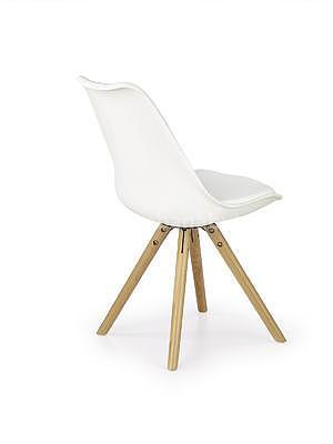 židle K201, bílá - 2