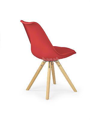 židle K201, červená - 2