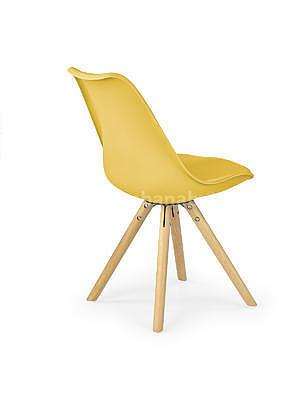 židle K201, žlutá - 2