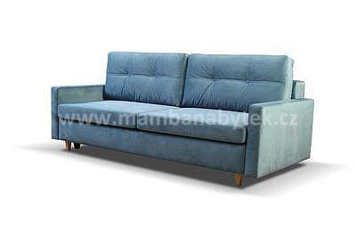 Mila,  modrá - 2