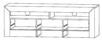 Sicília SY62, televizní stolek - 2