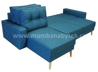 Vinci, modrá levá - 2