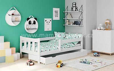 Marinella, postel, bílá - 3