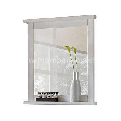 Romantic 85, koupelnová sestava bílá + umyvadlo - 3