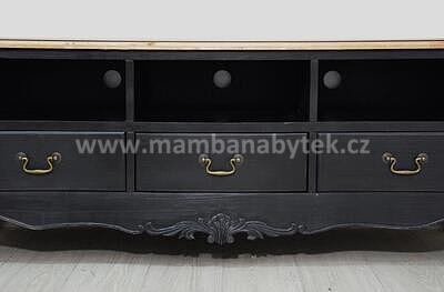 Sorrento 09B, televizní stolek - 3