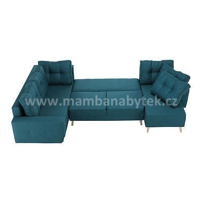 Vinci Maxi, modrá levá - 3