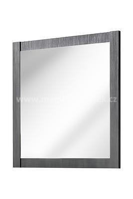 Classic Grey 80, koupelnová sestava borovice norská, šedá + umyvadlo - 4
