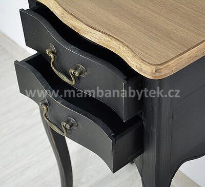Sorrento 25B, odkládací stolek - 4
