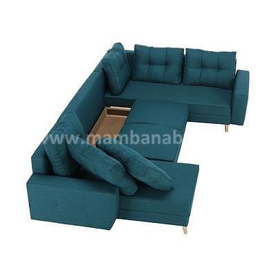 Vinci Maxi, modrá pravá - 4