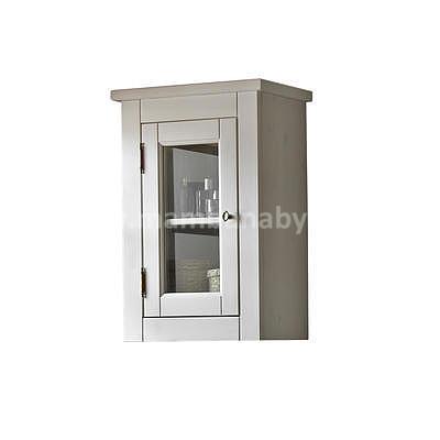 Romantic 85, koupelnová sestava bílá + umyvadlo - 5
