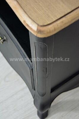 Sorrento 09B, televizní stolek - 5