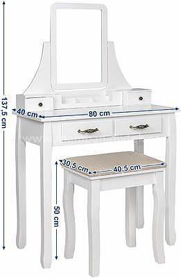 Princess, toaletní stolek - 7