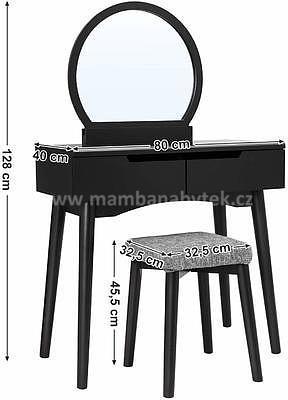 Beauty 2, toaletní stolek - 7