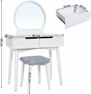 Beauty 3, toaletní stolek - 7